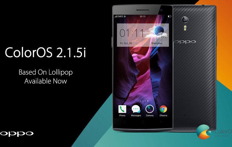 Rilis ColorOS 2.1.5i Jadi Update Terakhir Oppo Find 7
