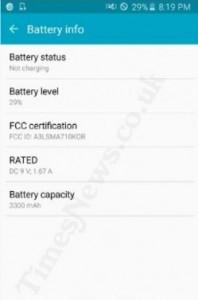 Samsung Galaxy A7 disertifikasi FCC