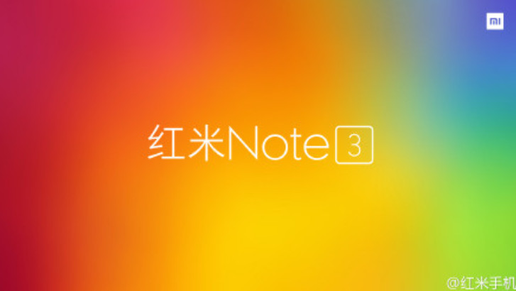 Selasa, Xiaomi Redmi Note 2 Pro Akan Dirilis Sebagai Xiaomi Redmi Note 3