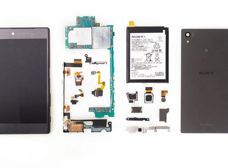 Sony Xperia Z5 Dibedah, Inilah Organ Dalamnya