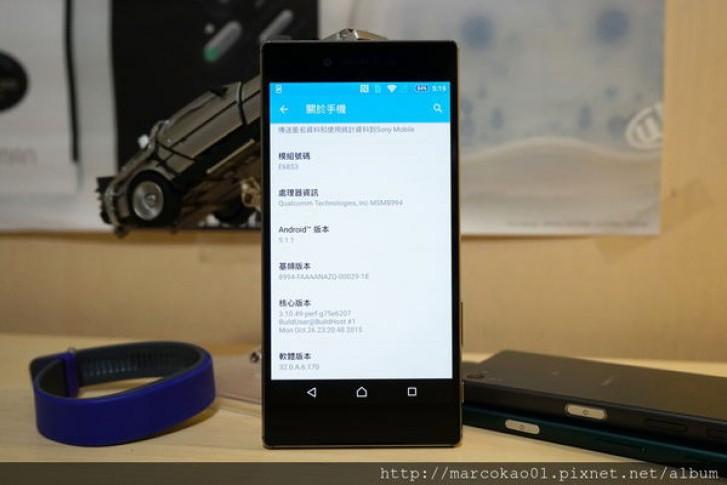 Sony Xperia Z5 Premium Dapatkan Update Pertamanya