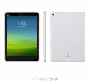 Tablet Dalam Gambar Ini Diduga Xiaomi Mi Pad 2