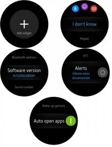 Update firmware Samsung Gear S2
