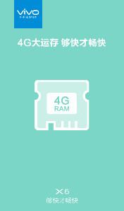 Vivo X6 Punya RAM 4GB dan 4G LTE 2