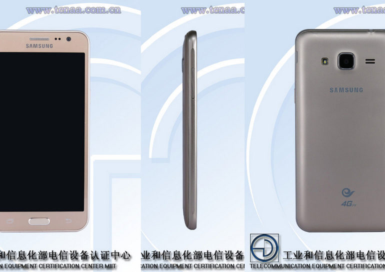 Wujud Samsung Galaxy J3 Muncul di TENAA