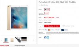 iPad Pro dan iPad Mini 4 Ternyata Sudah Bisa Dibeli di Indonesia