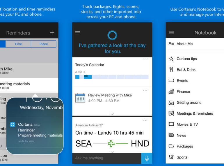 Cortana Kini Bisa Diunduh Oleh Pengguna iOS