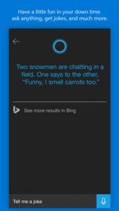 Cortana untuk iOS 2