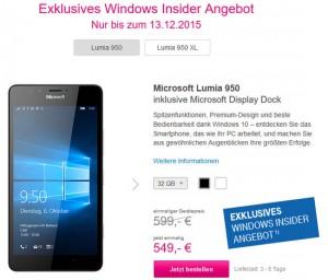 Diskon Lumia 950 & 950 XL