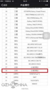 Fitur NFC Xiaomi Mi 5