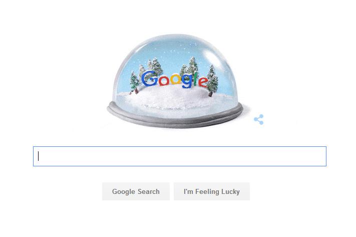 Google Doodle Selamat Hari Libur 2