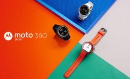 Harga Dibanderol Rp 4 Juta, Moto 360 Sport Segera Debut Bulan Ini