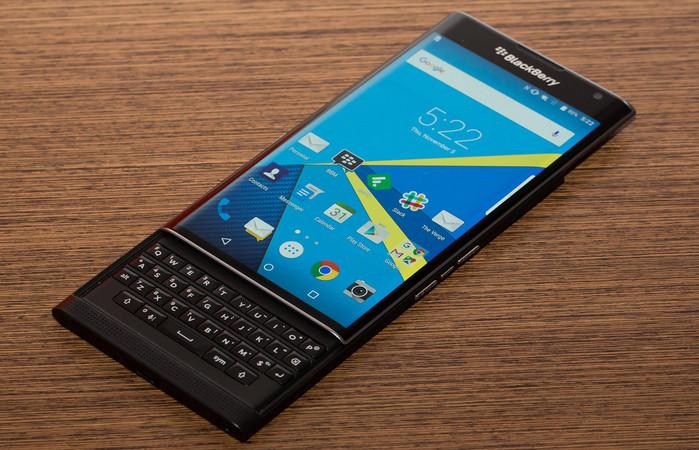 Jumlah Unit Blackberry Priv yang Terjual Mungkin Akan Terungkap 18 Desember Nanti