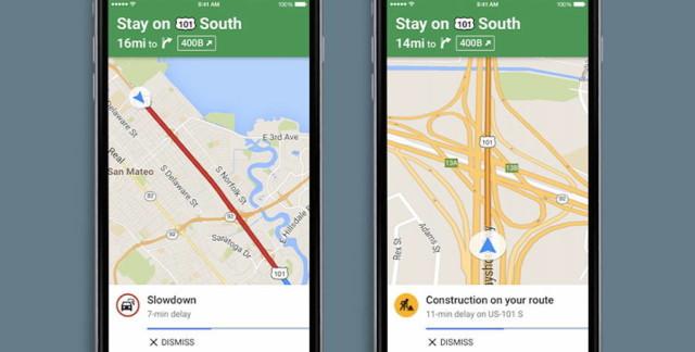 Google Maps Untuk iOS Kini Juga Dukung Navigasi Offline