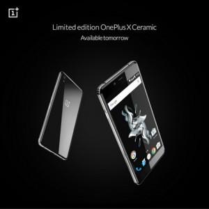 OnePlus X Edisi Keramik