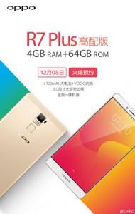 Oppo R7 Plus RAM 4GB memori 64GB 1