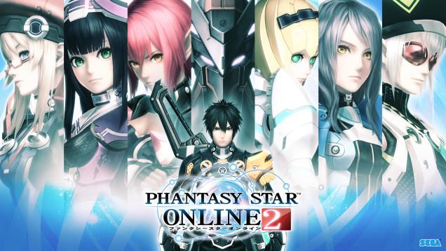Sega Umumkan Phantasy Star Online 2 Untuk PlayStation 4 Rilis Musim Semi 2016