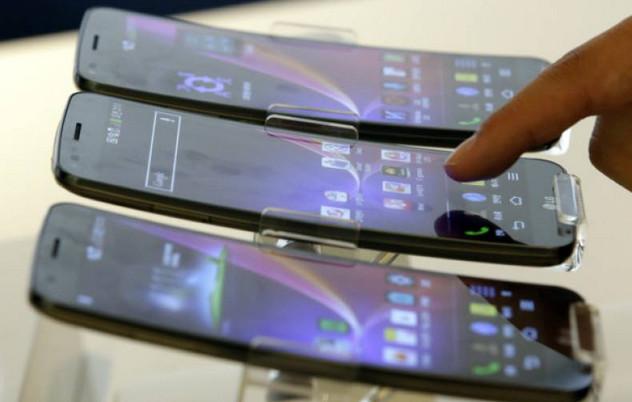 LG Bikin Ponsel Layar Lengkung Lagi, Namun Bukan G Flex