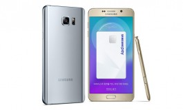 Samsung Galaxy Note 5 Winter Edition Punya Storage Lebih Lapang
