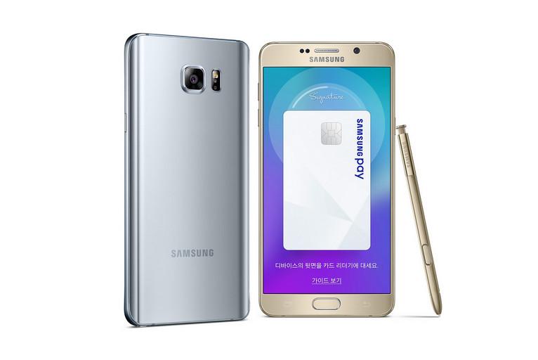 Samsung Galaxy Note 5 Winter Edition Punya Storage Lebih Lapang