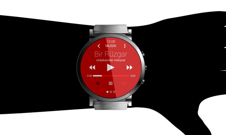 HTC One Watch, Jam Tangan Pintarnya HTC Bakal Muncul Februari 2016