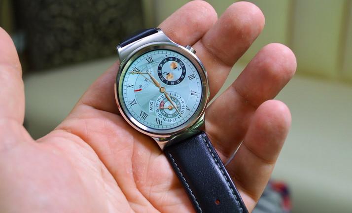 Smartwatch Huawei W1 Hadir di Indonesia