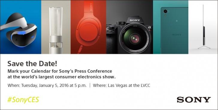 Sony CES 2016 1