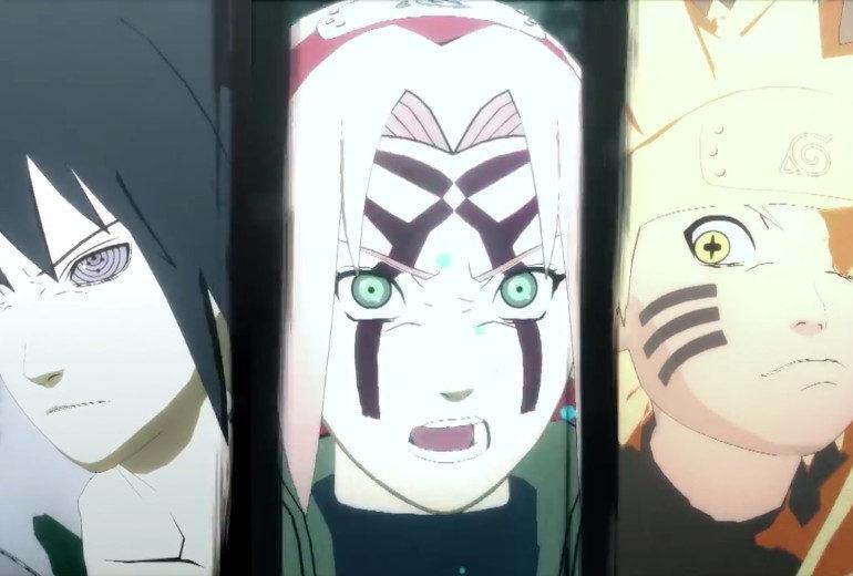 Simak Trailer Baru Naruto Shippuden: Ultimate Ninja Storm 4 yang Ditayangkan di Jump Fiesta 2016