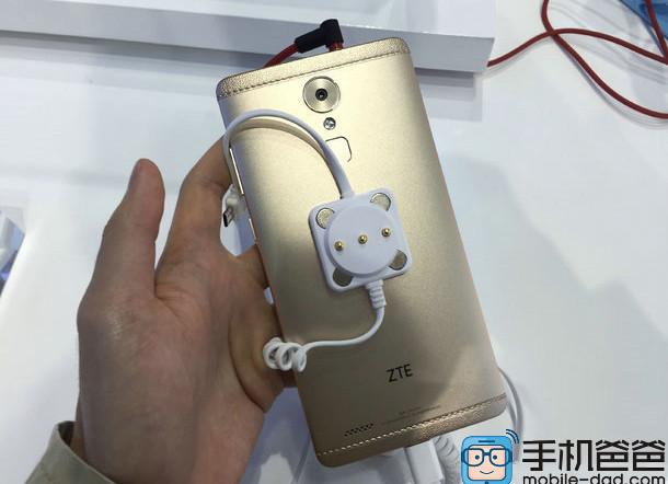 ZTE Axon Max chipset Snapdragon 617 2