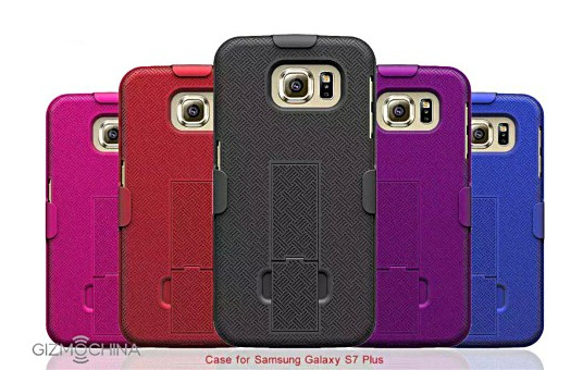 """Samsung Galaxy S7 """"Mengintip"""" Dibalik Bocoran Case"""