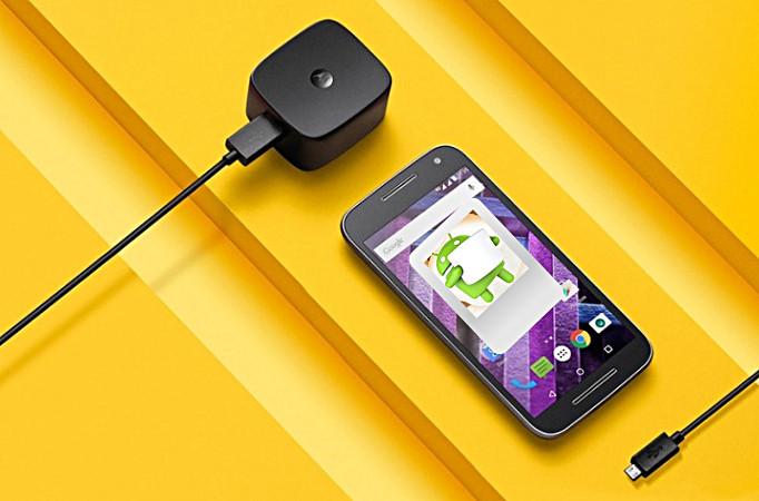 Android Marshmallow Bergulir Untuk Motorola Moto G Turbo Edition