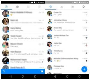 Antarmuka Facebook Messenger Akan Dirombak Melalui Update Mendatang