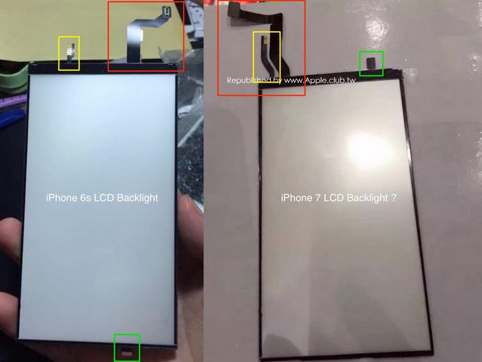 Apple Berikan Perubahan Pada Backlight iPhone 7