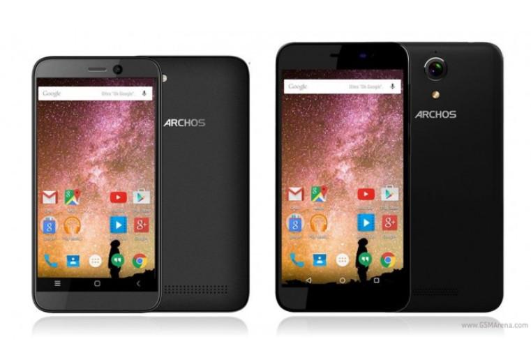 Archos Gelontorkan Ponsel Seri Power dan Cobalt