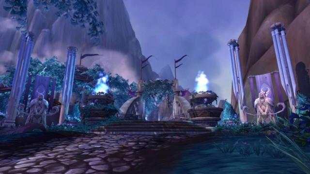 Bocoran Screenshot Zona Baru World of Warcraft: Legion Beredar