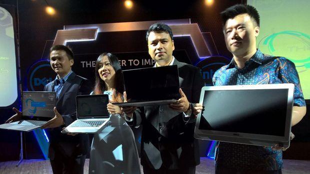 Dell Gelontorkan 13 Notebook di Tanah Air