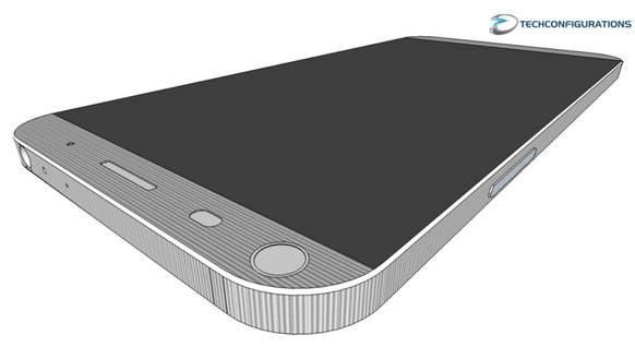 Dikemas Dalam Video, Ini Sketsa LG G5 Dalam Bentuk Render 3D