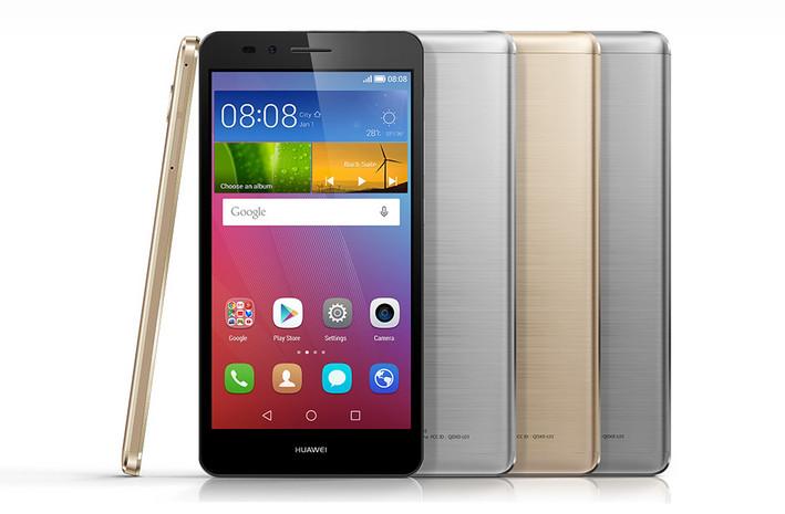Diluncurkan, Huawei GR5 Dibekali Layar 5,5 Inci dan Snapdragon 616