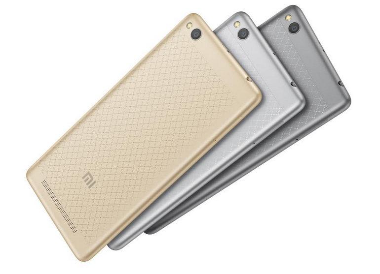 Diluncurkan, Xiaomi Redmi 3 Dibekali Snapdragon 616, RAM 2GB Baterai 4.100mAh