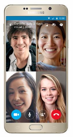 Fitur Baru Group Video Call di Skype Mungkinkan Panggilan Video Berkelompok 1