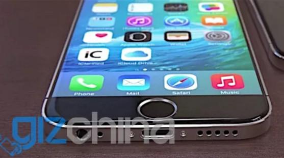 Inikah Tampang Apple iPhone 7?