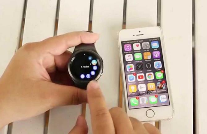 Samsung Gear S2 Bakal Kompatibel Dengan iOS Pada Pertengahan Januari