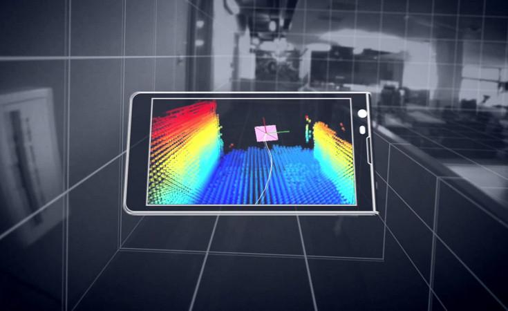 Google dan Lenovo Berduet Garap Project Tango