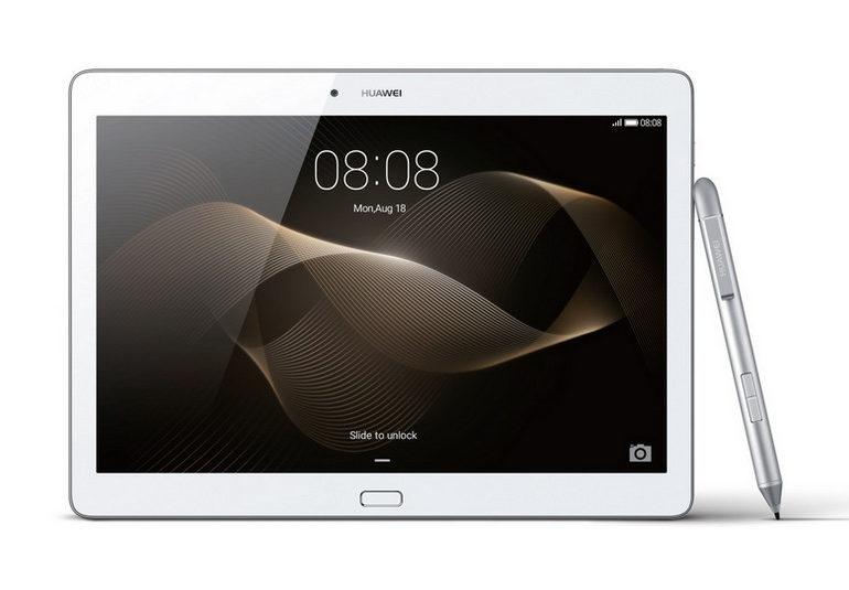 Diumumkan, Tablet 10 Inci Huawei MediaPad M2 Didukung Stylus Aktif