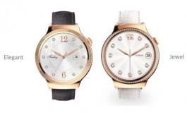 Huawei Watch Kini Tersedia Varian Elegant dan Jewel