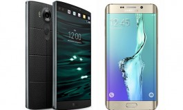 LG Ledek Samsung Soal Baterai di Galaxy S6 Dengan LG V10