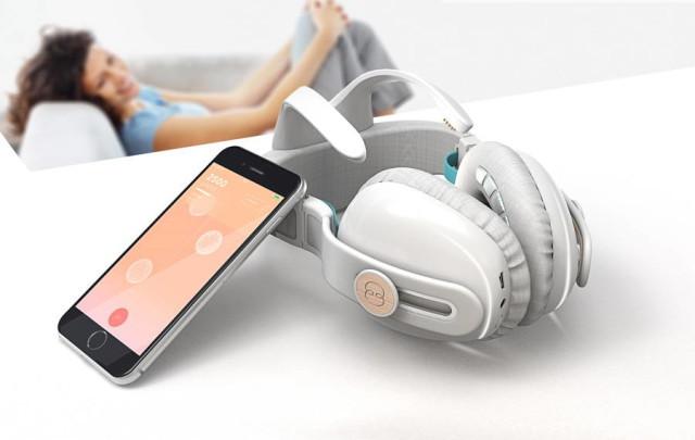 Melomind, Alat Bantu Penghilang Stres Dalam Bentuk Headset
