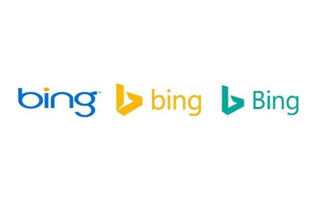 Microsoft Ganti Logo Bing