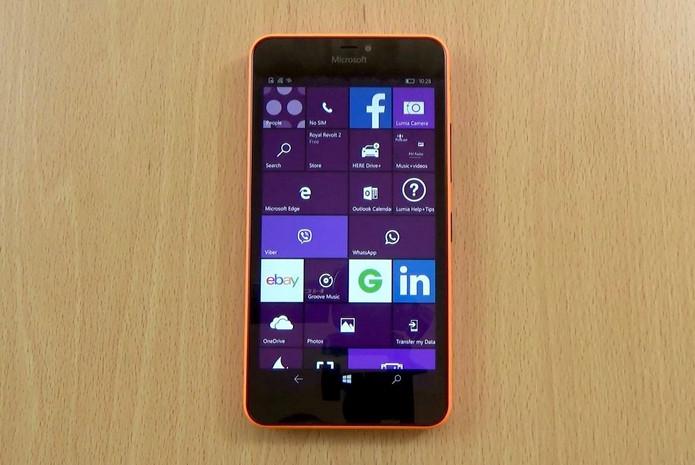 Microsoft Luncurkan Update Windows 10 Mobile Untuk Lumia 640