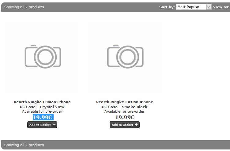 Pengecer Ini Sudah Jual Case iPhone 5SE, Konfirmasi Keberadaannya
